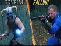 <i>Fallout</i> Vs. <i>Skyrim</i>