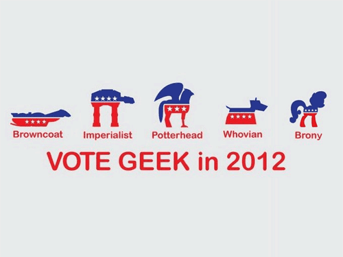 Go Geek in 2012