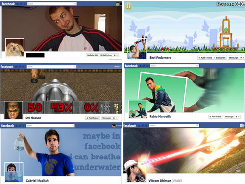 KYM Gallery: Facebook Timeline Covers