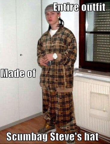 Scumbag Fashion