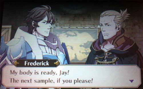 My Body is Ready: Fire Emblem Edition