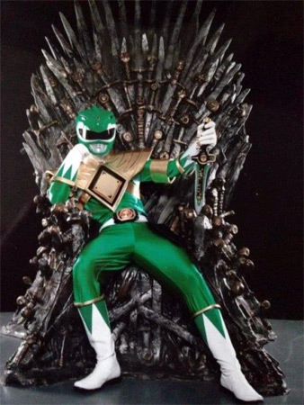 Game of Thrones: Green Ranger Edition