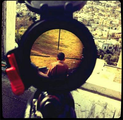 Israeli Soldier's Instagram Sparks Debate