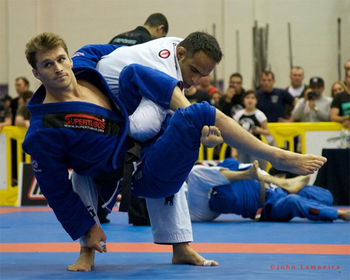 Ridiculously Photogenic Jiujitsu Athlete