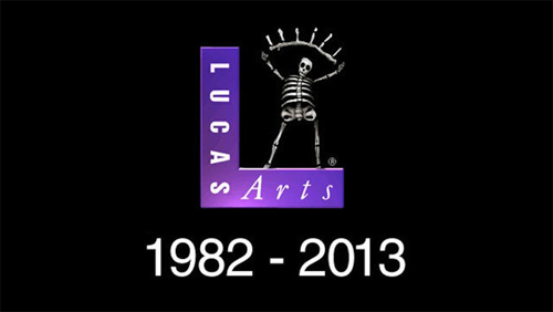 A Moment of Silence for LucasArts