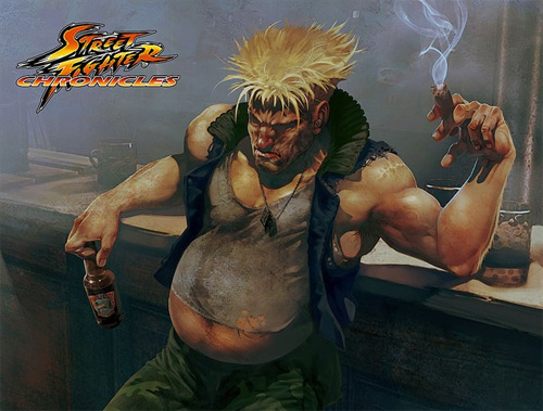 Ruined Childhood: Where's Guile Now?