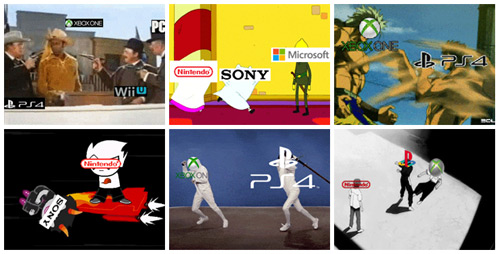 E3 2013 Told Through Animated GIFs