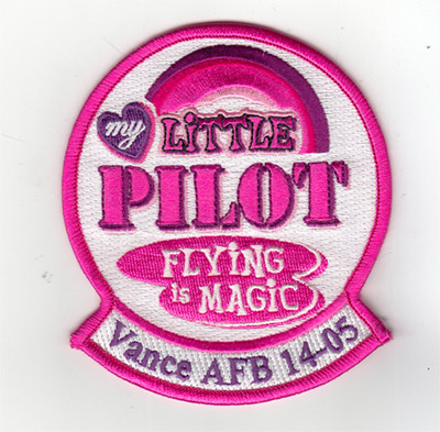 The Brony Pilots of the U.S. Air Force?