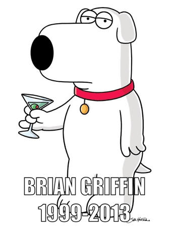 Why Did Brian Griffin Have To Go?
