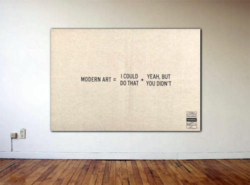 How to Modern Art