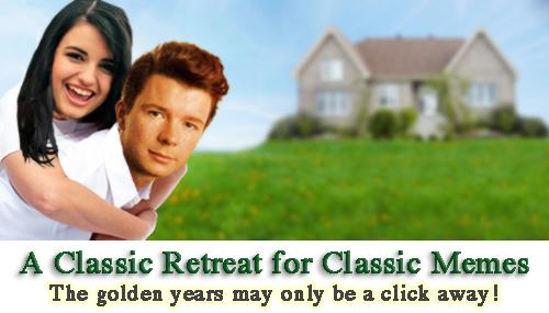 The Internet Meme Retirement Program is Here