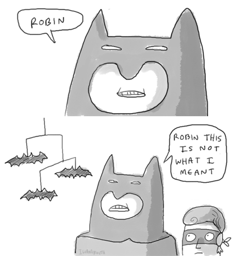 Quick, To The Batmobile!