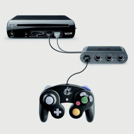 The Wii U Revival of the GameCube Controller