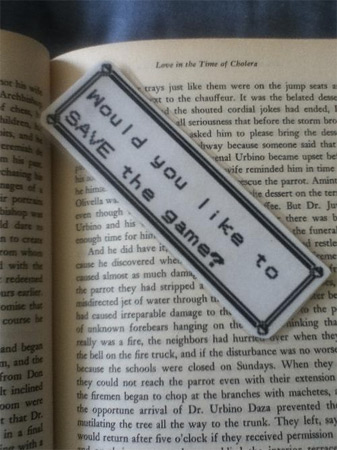 Pokemon Bookmark!