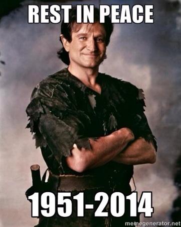 Rest In Peace: Robin Williams