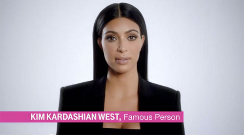 Not Even T-Mobile Knows Why Kim Is Famous