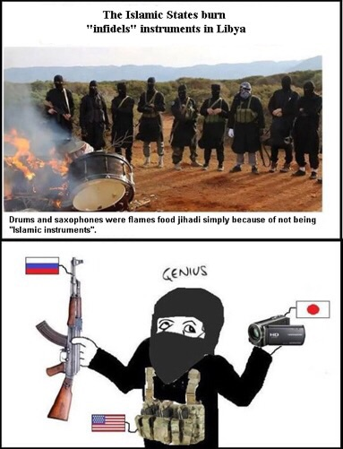 The Logic of the Islamic State