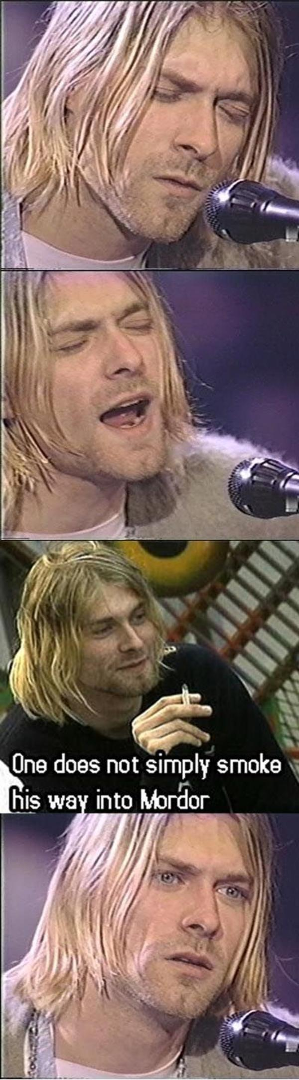 A Brief History Of Autism Research >> [Image - 17032] | Kurt Cobain Reaction | Know Your Meme