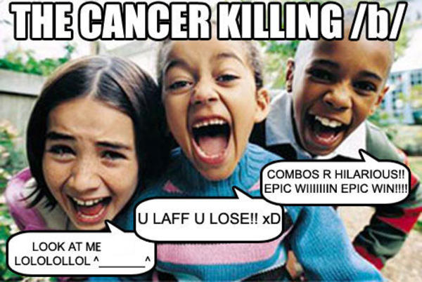 Cancerkids cancer know your meme