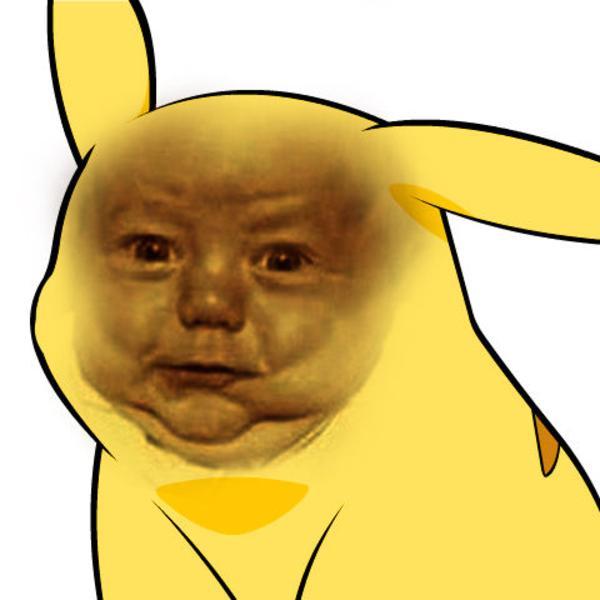 Pikachu Dat Ass