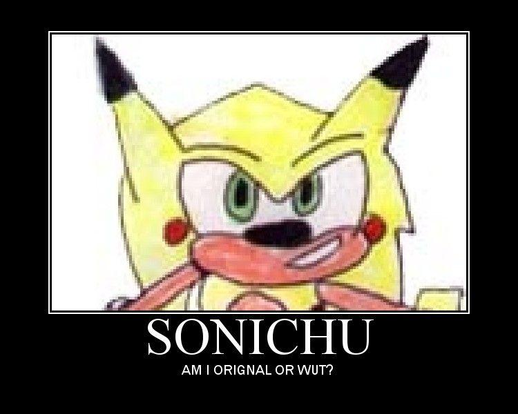 Image 59692 Sonichu Know Your Meme