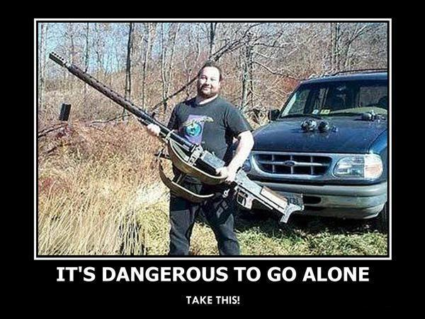 Image 71690 it s dangerous to go alone take this know your