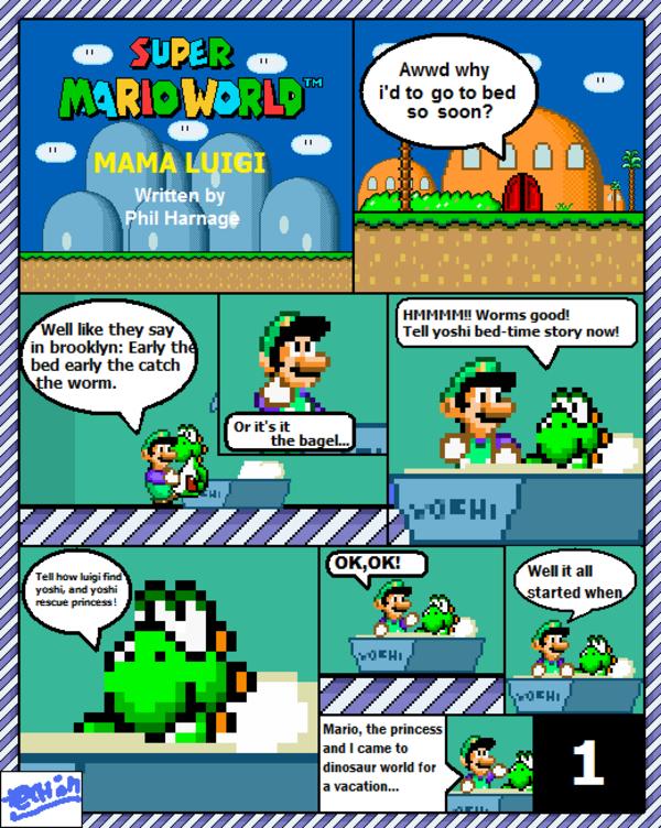 Image - 75421] | Mama Luigi | Know Your Meme