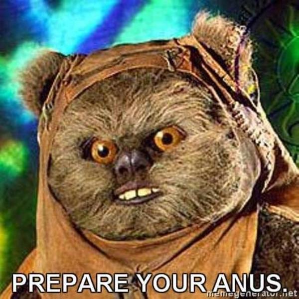 a1 prepare your anus know your meme