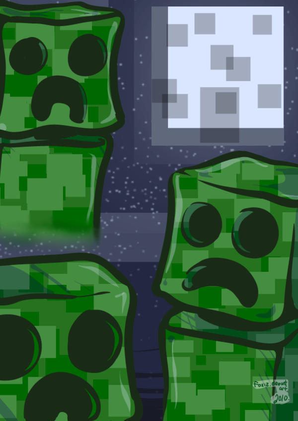 creepers minecraft creeper know your meme