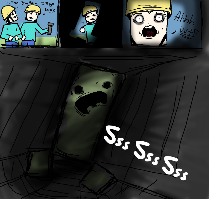 Image 86865 Minecraft Creeper Know Your Meme
