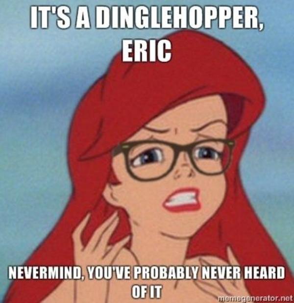 tumblr_lgboe7omaG1qgk1guo1_400 image 98961] hipster mermaid hipster ariel know your meme