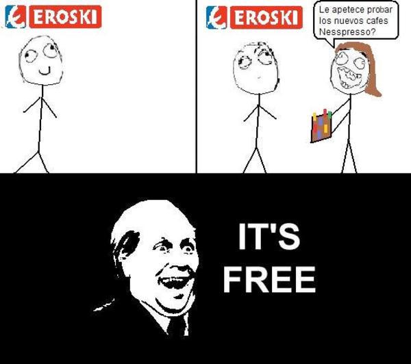 af1ee95a72a2bb8450d82f2e2d692a1f it's free know your meme