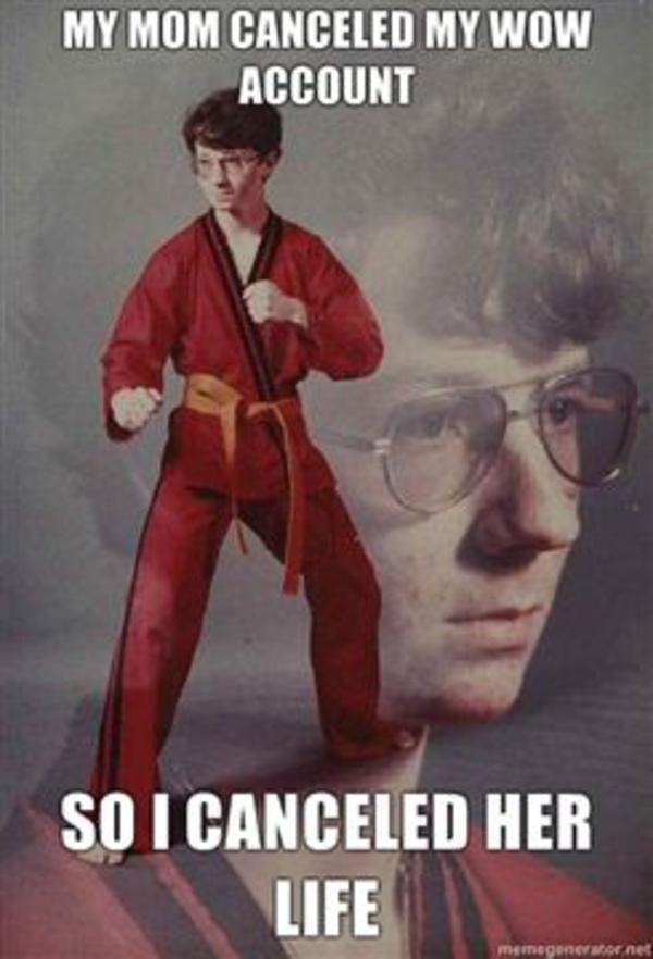 1298850515005 karate kyle know your meme