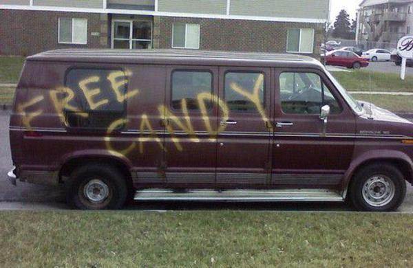 freecandy free candy van know your meme,Candy Meme