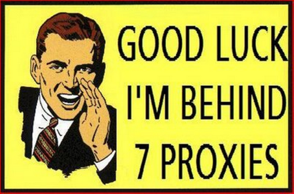 Image result for good luck catching me proxies