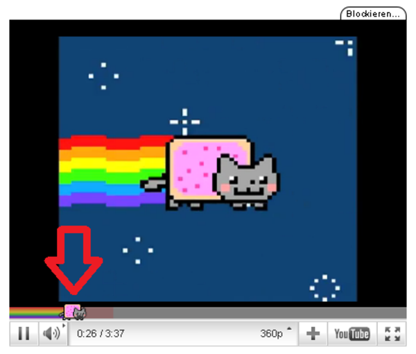 nyan nyan cat pop tart cat know your meme