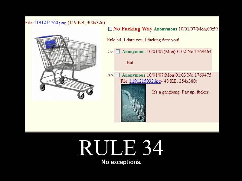 rule 34 x