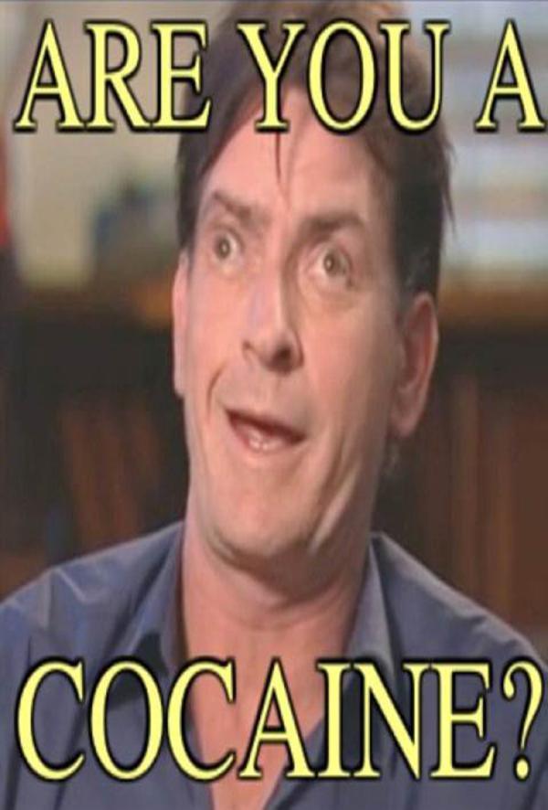 funny cocaine meme