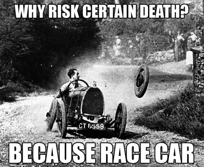 Funny Old Car Quotes