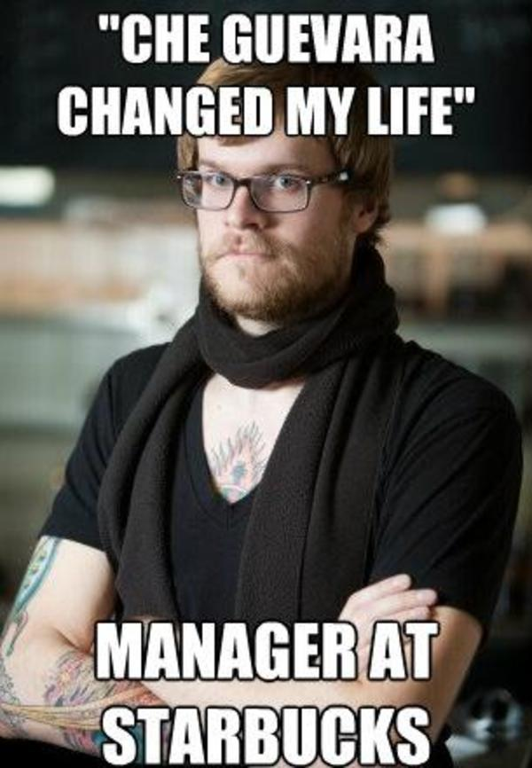 Image 170008 Hipster Barista Know Your Meme
