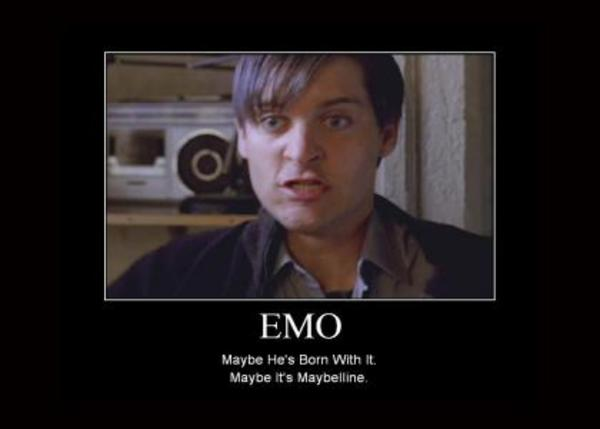 image 170565 emo peter parker know your meme