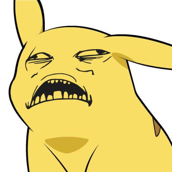 pikachu sweet jesus image 181814] give pikachu a face know your meme