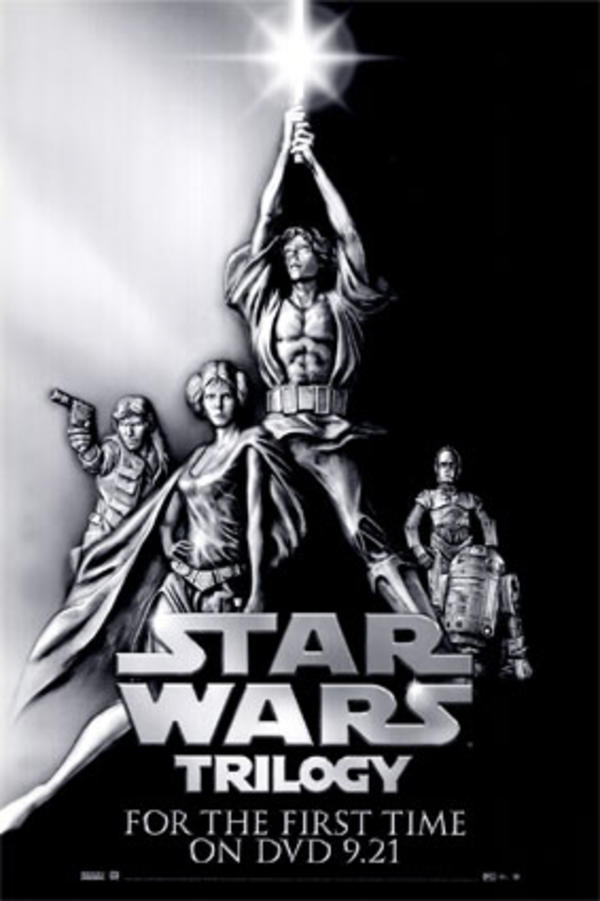 the star wars trilogy essay As it is known to all the fans of the original trilogy of the star wars, darth vader is  skywalker's ardent foe perhaps, not only to them due to the.