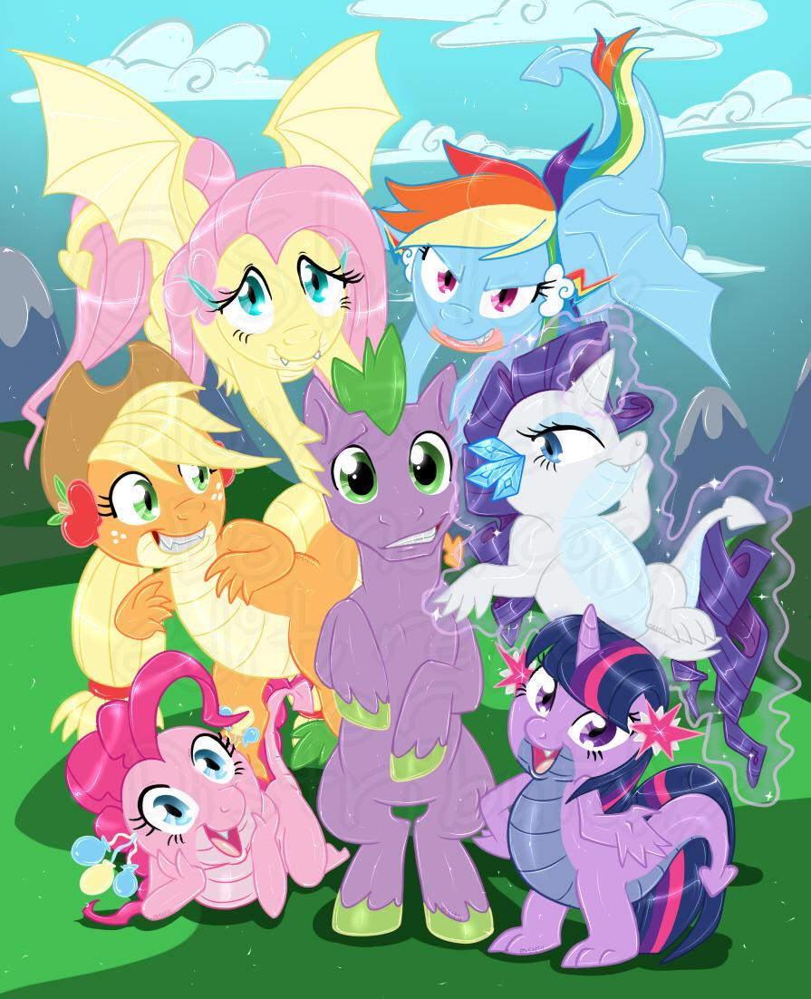 [Image - 191694]   My Little Pony: Friendship is Magic ...   895 x 1102 jpeg 190kB