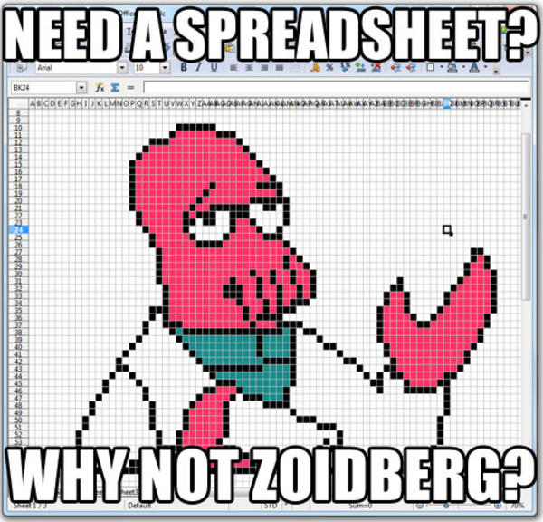 Futurama Why Not Zoidberg Meme