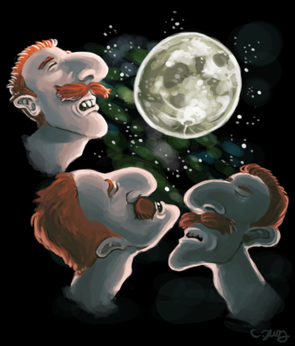 1322365827561 image 208129] three wolf moon know your meme