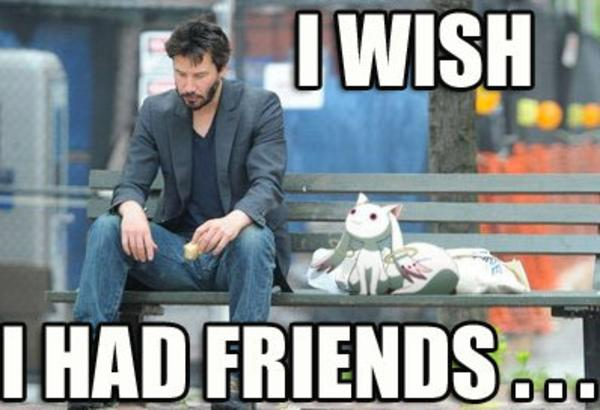 Funny Meme For Sad : Keanu reeves know your meme