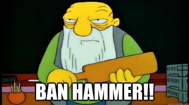banhammer image 222519] banhammer know your meme
