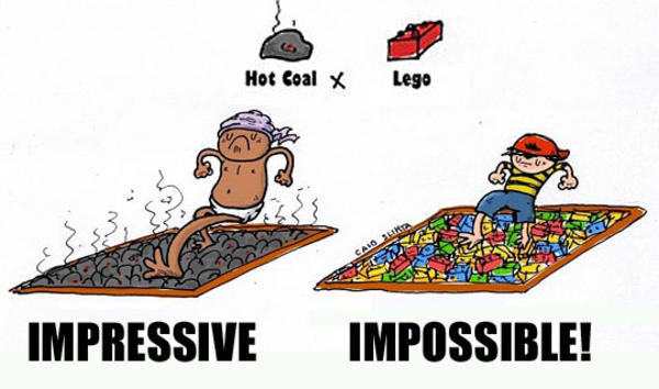 I Hope You Step on a LEGO   Know Your Meme