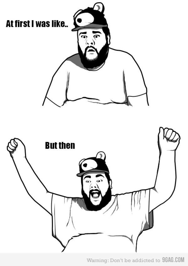 Sad bear guy meme - photo#4